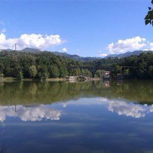 Lago di Pontecosi di Pieve Fosciana
