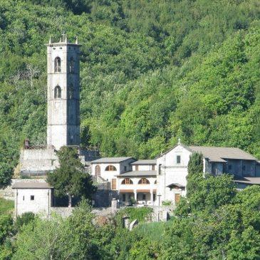chiesa vecchia gorfigliano