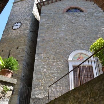 Chiesa di San Lorenzo - Sillico