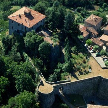 La Rocca estense di Camporgiano