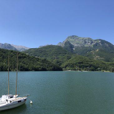Gramolazzo lago