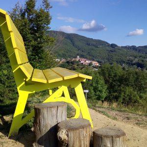 big bench Careggine