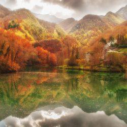 lago di Isola Santa