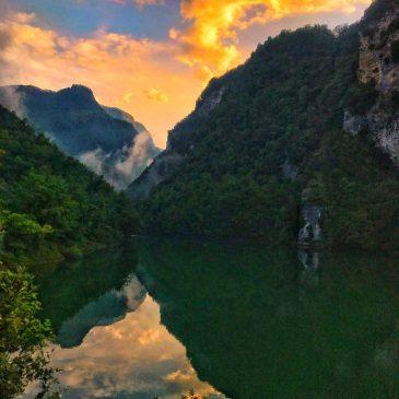 lago di trombacco