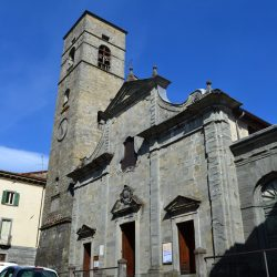 Chiesa S. Giovanni Pieve Fosciana
