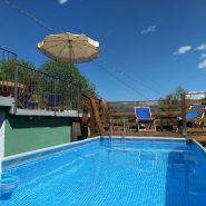 Capriola-piscina