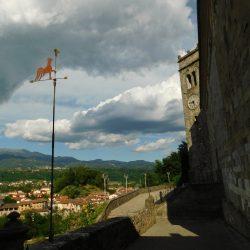 Gallicano San Jacopo con Gallo