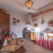 Villa Raffaelli-cucina